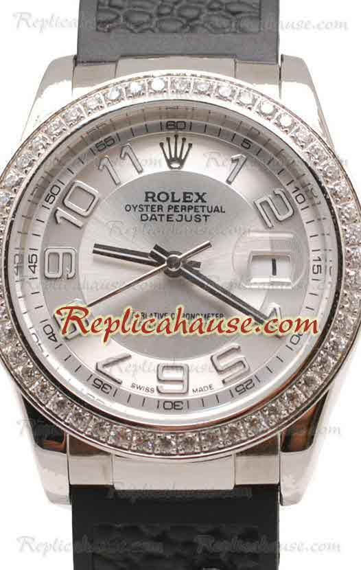 Rolex Replica Datejust 2010 Swiss Watch 05