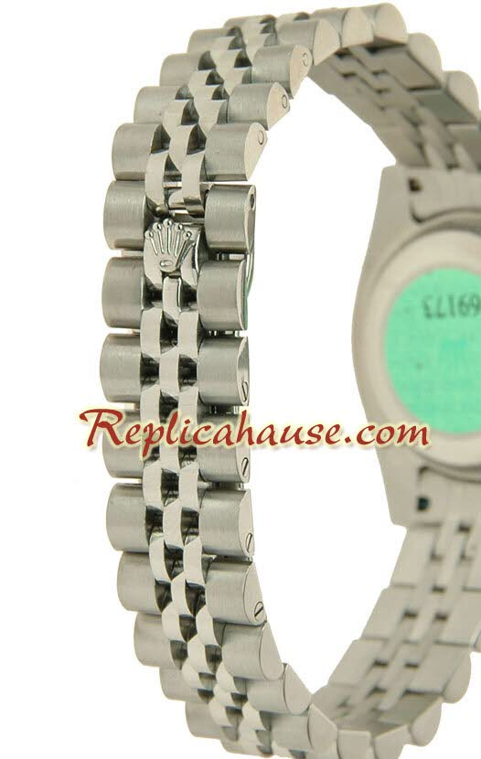Rolex Replica Floral Motif Datejust Ladies Watch 06
