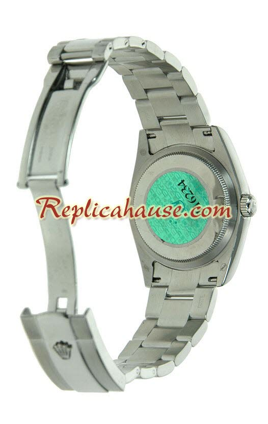 Rolex Replica Datejust Swiss Silver Watch 1