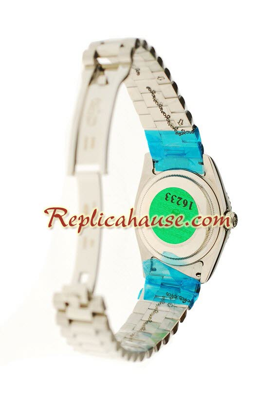 Rolex Replica Datejust 36MM Watch 02