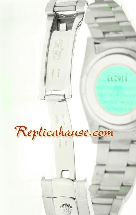 Rolex Replica Datejust Silver Watch 14