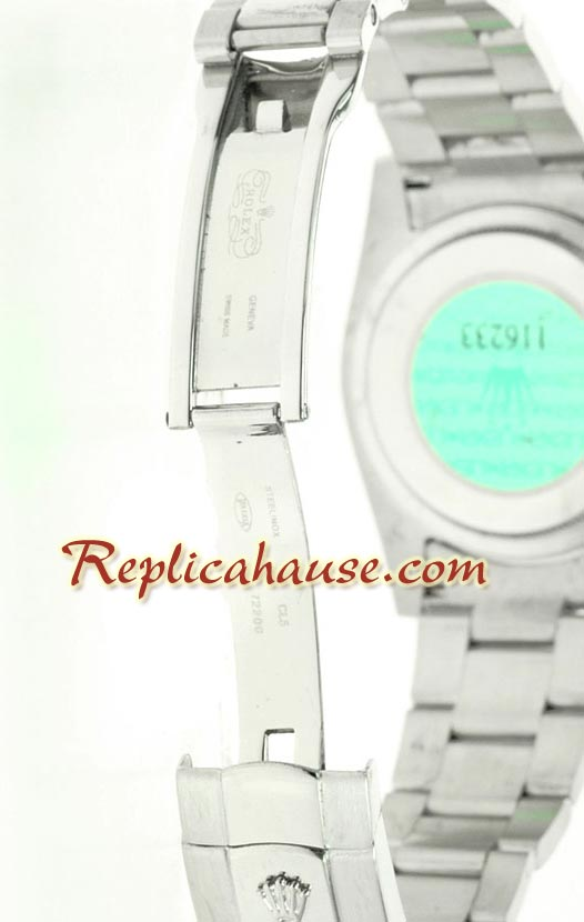Rolex Replica Datejust Waves dial Watch 008