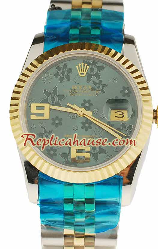 Rolex Replica Datejust 36MM Watch 03