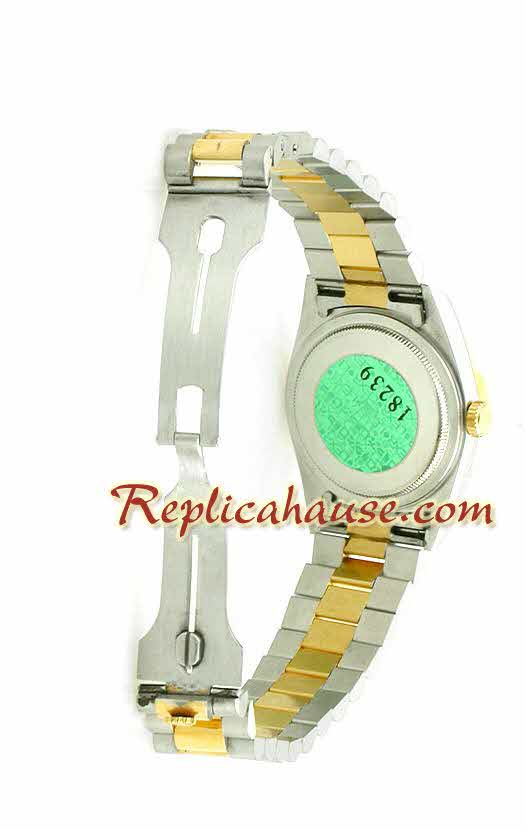 Rolex Day Date Two Tone Swiss Replica watch 02