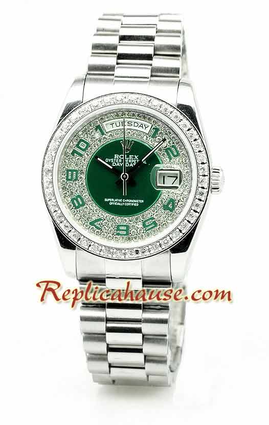 Rolex Replica Day Date Watch Replica-hause 4