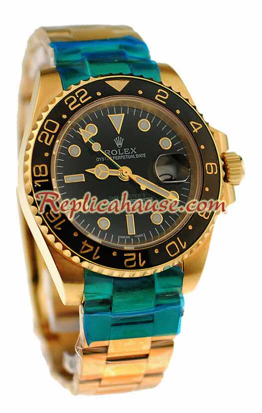 Rolex Replica Day Date Swiss Gold Watch 3