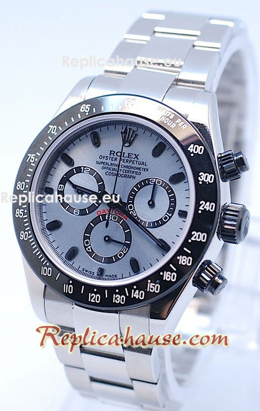 Rolex Replica Daytona Ice Blue Swiss Watch 10