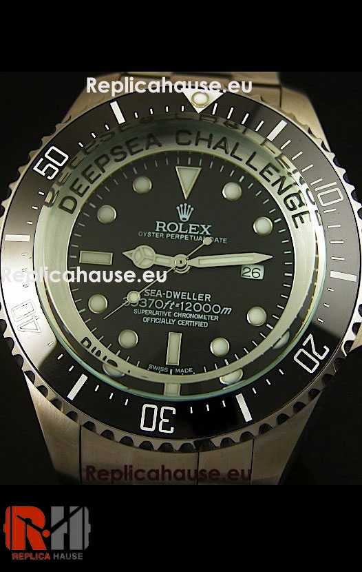 Rolex Replica Sea Dweller Deepsea Challenge Swiss Watch 05