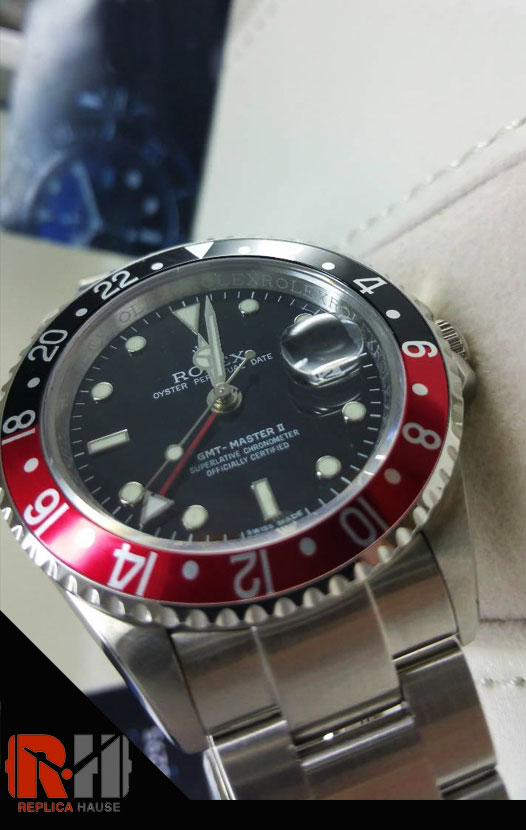 Rolex Replica GMT Masters II - Swiss Watch 7