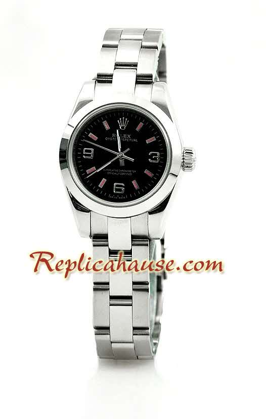 Rolex Replica Datejust Silver Ladies Watch 15