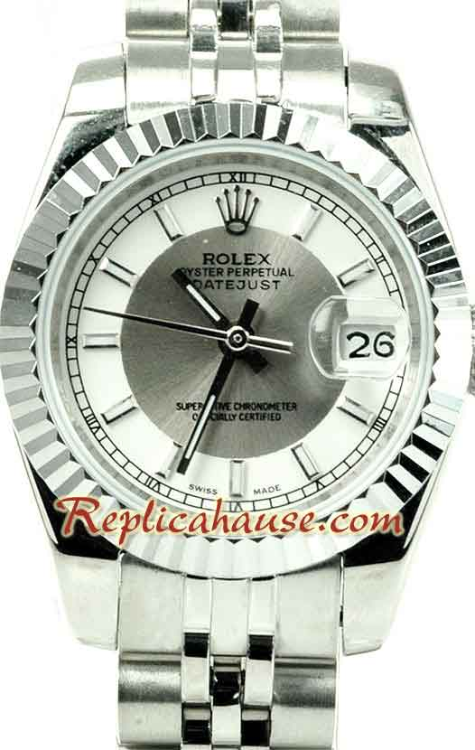 Rolex Replica Datejust Ladies Watch 08 - 2