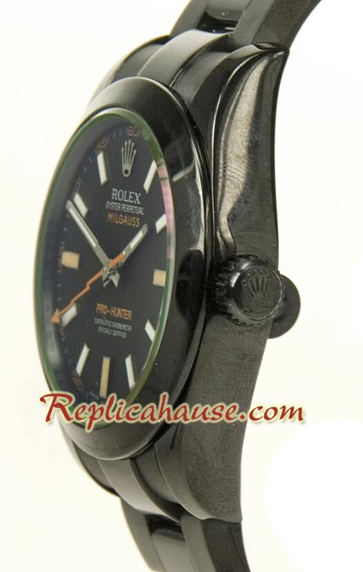 Rolex Replica Milgauss Pro Hunter Edition 01