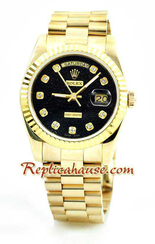 Rolex Replica Day Date Watch Replica-hause 8