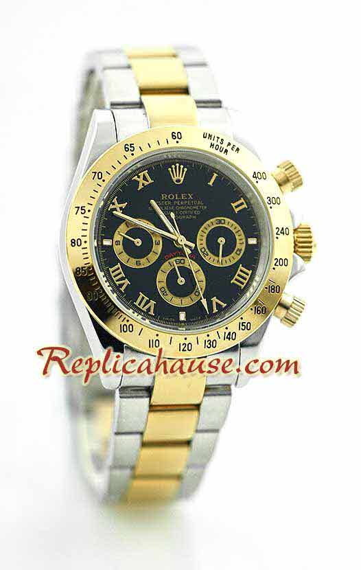 Rolex Daytona Two Tone White Face - 16