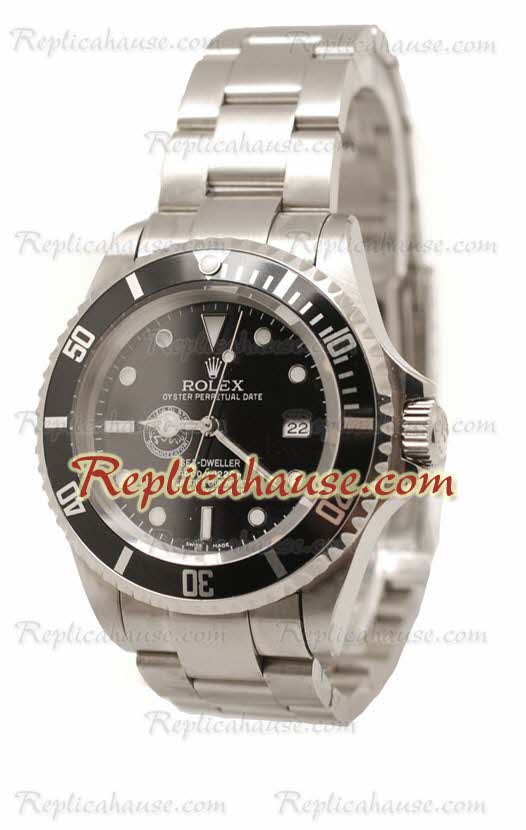 Rolex Replica Sea Dweller Swiss Watch 03