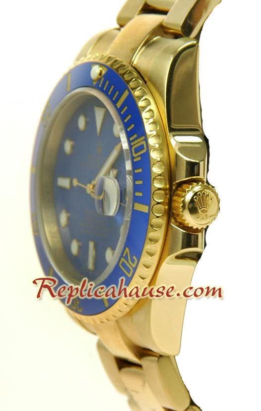 Rolex Replica Swiss Submariner 2009 Edition Watch 07