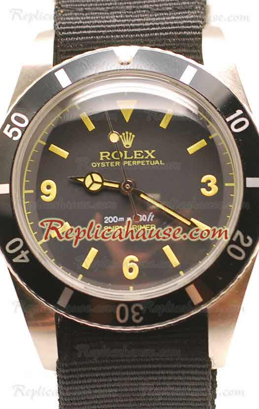 Rolex Replica Submariner Swiss Replica Watch 2010 Edition 06