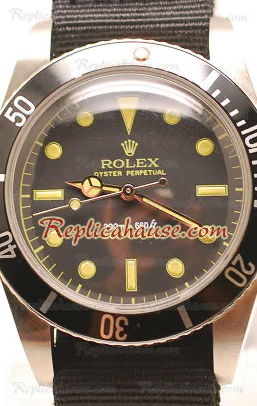 Rolex Replica Submariner Swiss Replica Watch 2010 Edition 08