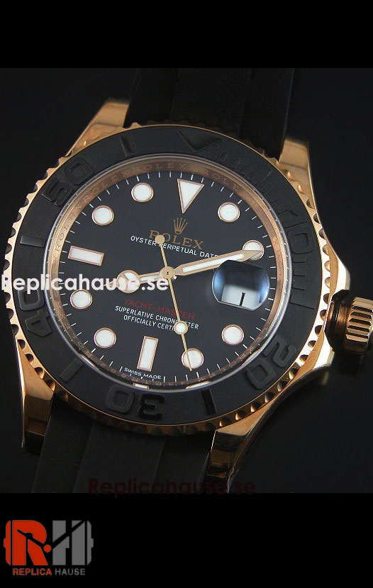 Rolex Yachtmaster 2k Ceramic Watch 04