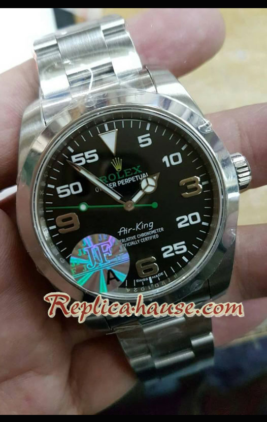 Rolex Air King NEW 2018 Swiss Watch 01