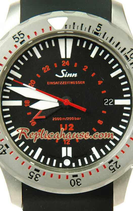 Sinn U2 Swiss Replica Watch 01<font color=red>������Ǥ���</font>