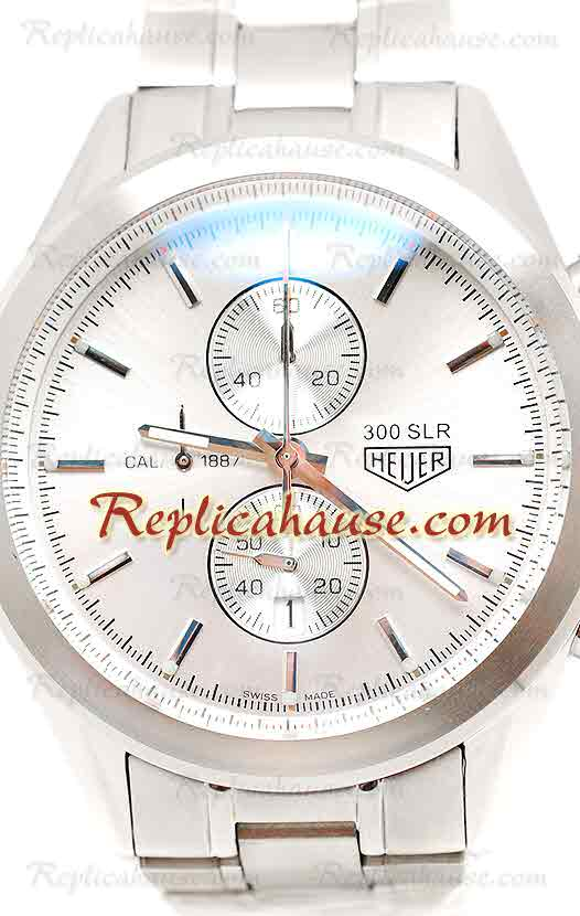 Tag Heuer Carrera Cal. 1887 Chronograph Replica Watch 03
