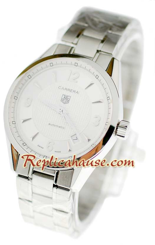 Tag Heuer Carrera Automatic Swiss Replica Watch 1