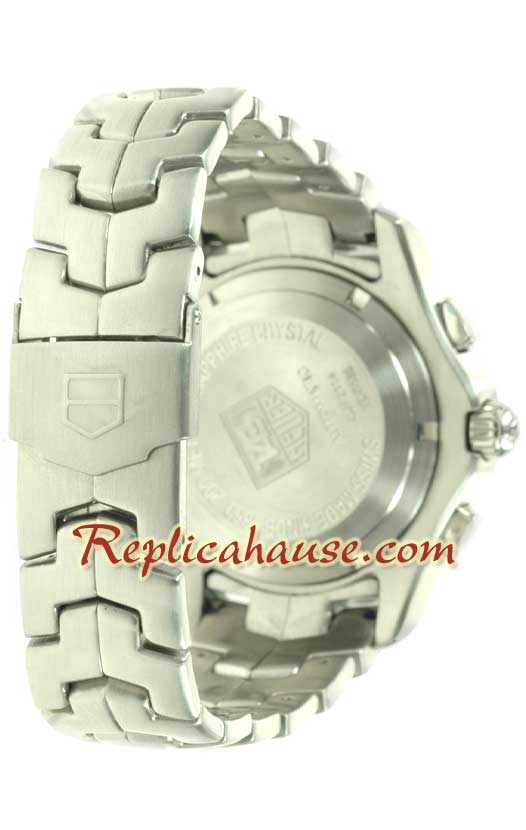 Tag Heuer Link Swiss Replica Watch 4
