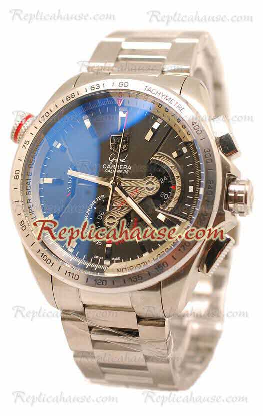 Tag Heuer Grand Carrera Calibre 36 Replica Watch 16