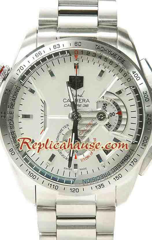 Tag Heuer Grand Carrera Calibre 36 Swiss Replica Watch 02
