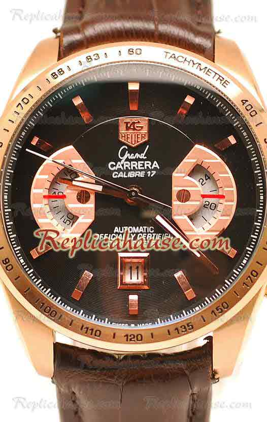 Tag Heuer Grand Carrera Replica Watch 19