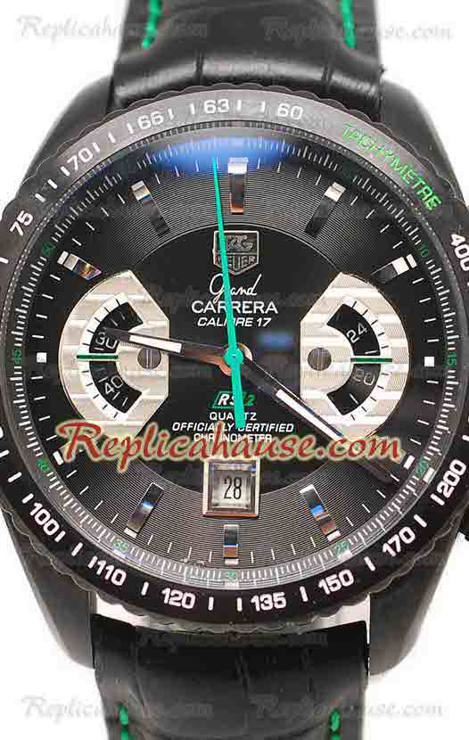 Tag Heuer Grand Carrera Replica Watch 21