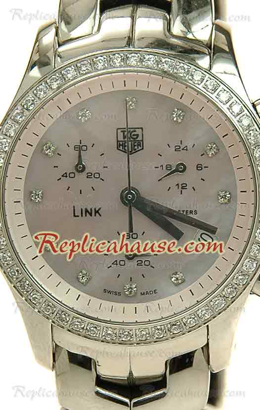 Tag Heuer Link Ladies Watch 21