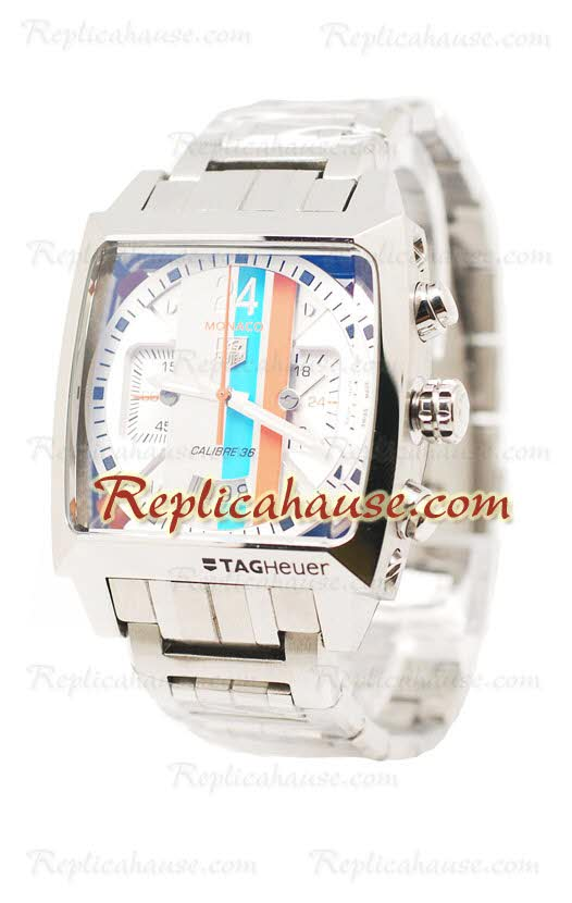 Tag Heuer Monaco Concept 24 Replica Watch 06