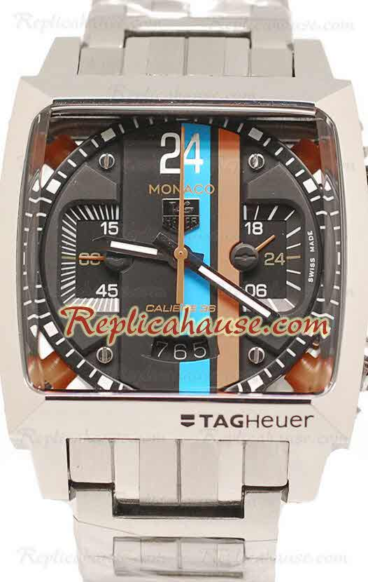 Tag Heuer Monaco Concept 24 Replica Watch 07