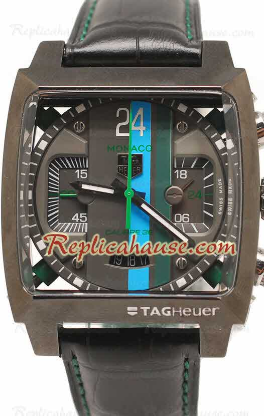 Tag Heuer Monaco Concept 24 Replica Watch 08