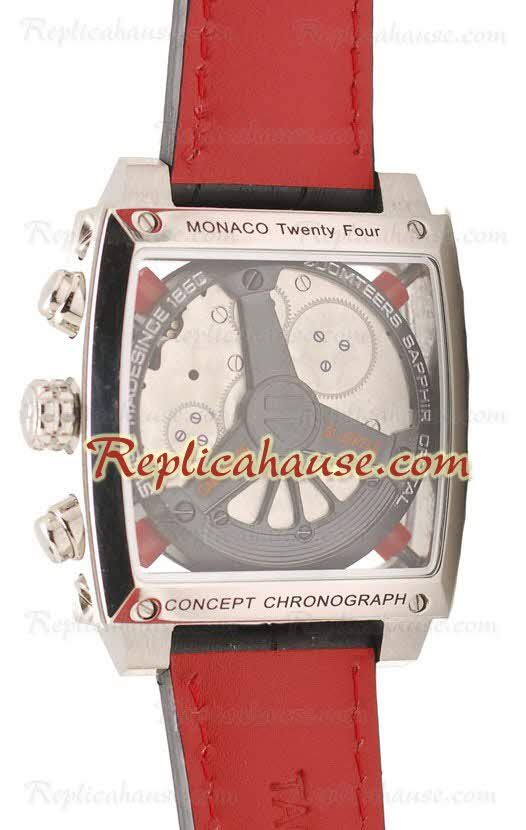 Tag Heuer Monaco Concept 24 Replica Watch 09