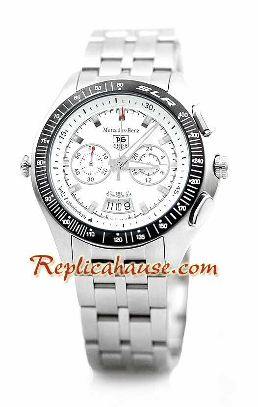 Tag Heuer Replica - Mercedez Benz SLR Edition Watch 6