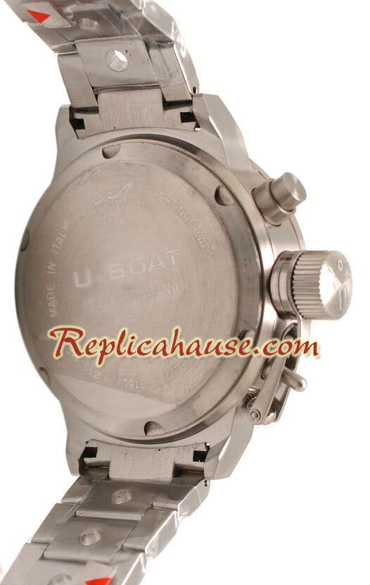 U-Boat Flightdeck Replica Watch 17