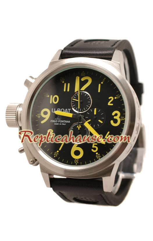 U-Boat Flightdeck Replica Watch 20