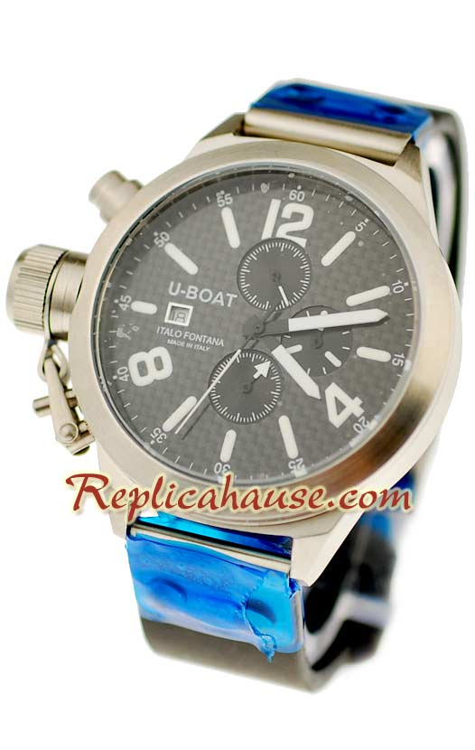 U-Boat Flightdeck Replica Watch 03