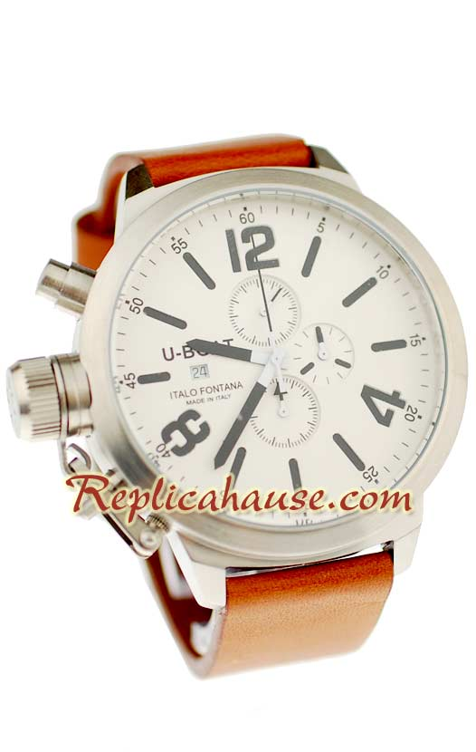 U-Boat Flightdeck Replica Watch 08