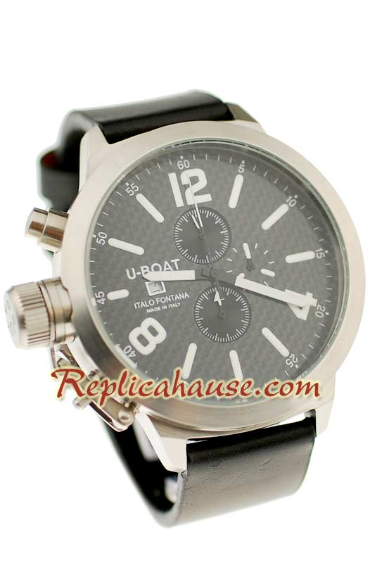 U-Boat Flightdeck Replica Watch 09