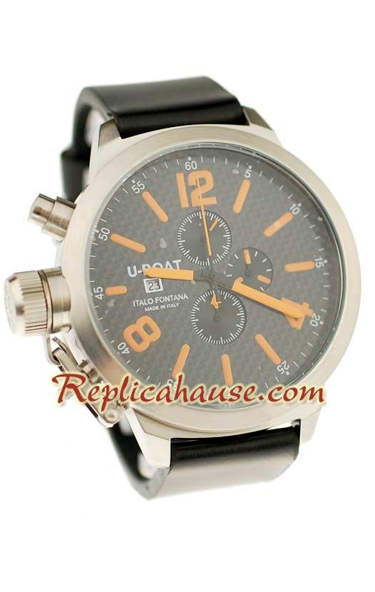 U-Boat Flightdeck Replica Watch 12