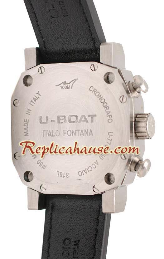 U-Boat Thousand of Feet Replica Watch 06