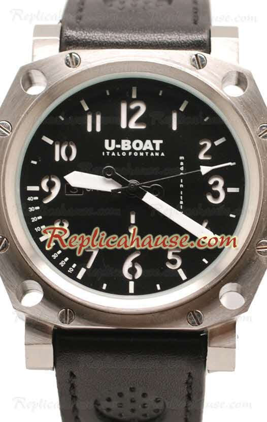 U-Boat Thousand of Feet Replica Watch 07