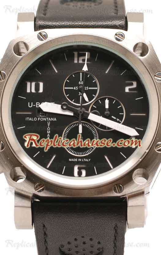 U-Boat Thousand of Feet Replica Watch 09
