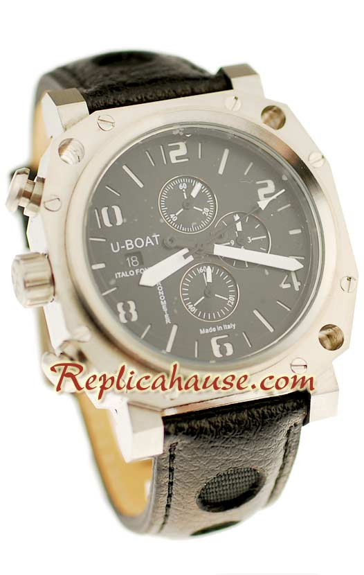 U-Boat Thousand of Feet Replica Watch 02