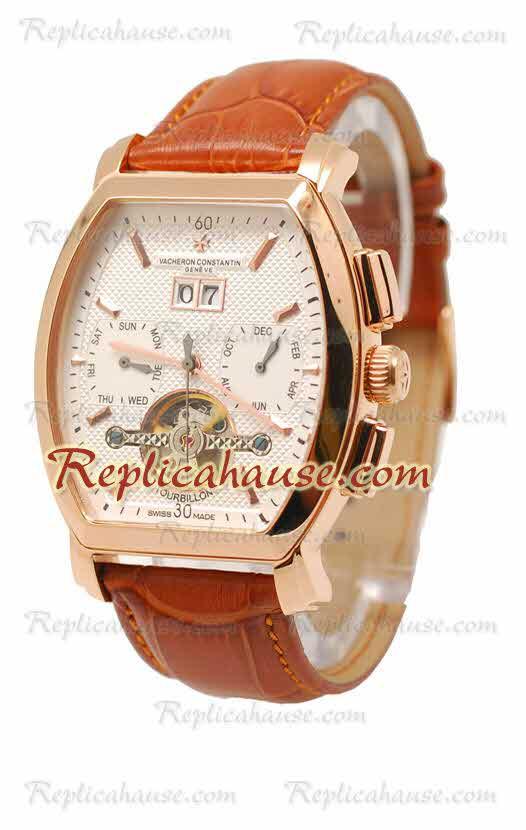 Vacheron Constantin Malte Tourbillon Replica Watch 01