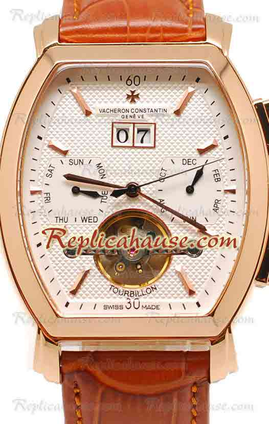 Vacheron Constantin Malte Tourbillon Replica Watch 01
